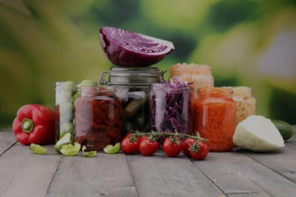 conservas vegetales